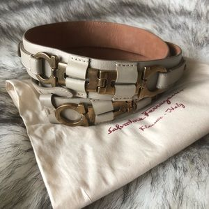 Salvatore Ferragamo Accessories - Authentic Salvatore Ferragamo 90cm